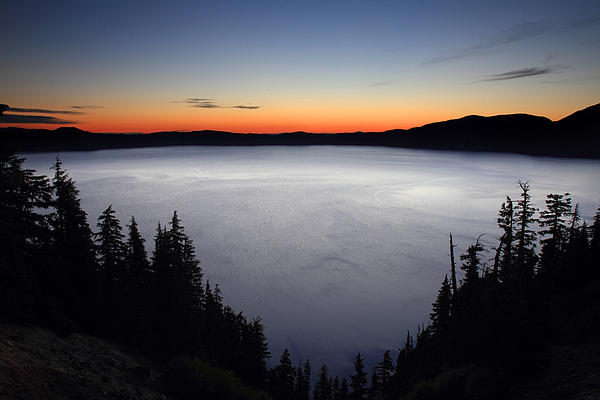 Pierre Leclerc Photography - Sunrise at Crater Lake National Park