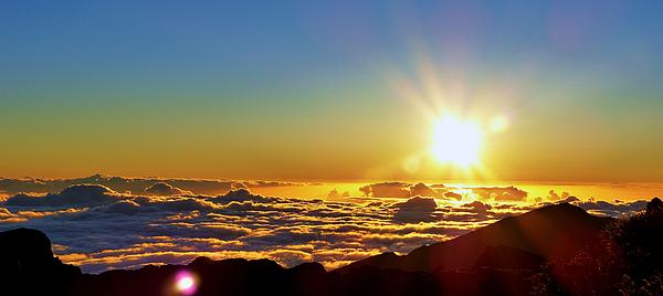 Matt Helm - Sunrise Atop Haleakala