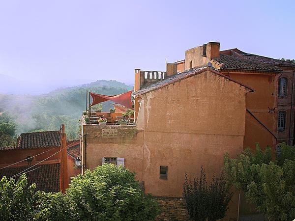 Sandra Anderson - Sunrise in Roussillon