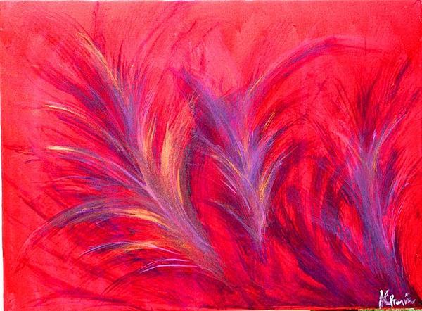 Sunset 2 Print by Kathryn Bartizek