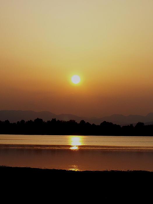 Sunset 4 Photograph