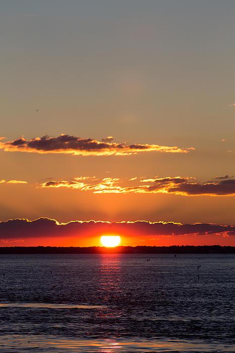 Deb Kline - Sunset at Indian River 3