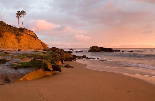 Cliff Wassmann - Sunset Glow  Laguna Beach
