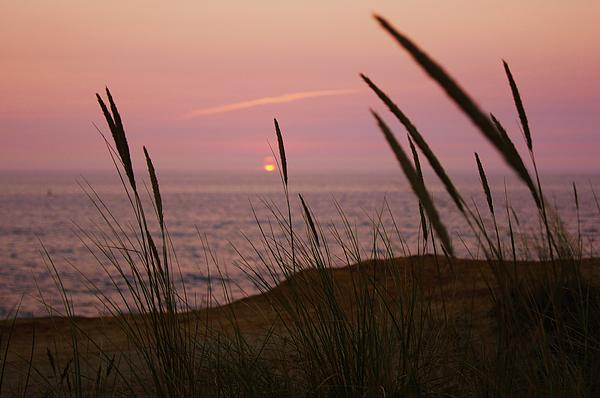 Angi Parks - Sunset Over the Pacific Ocean