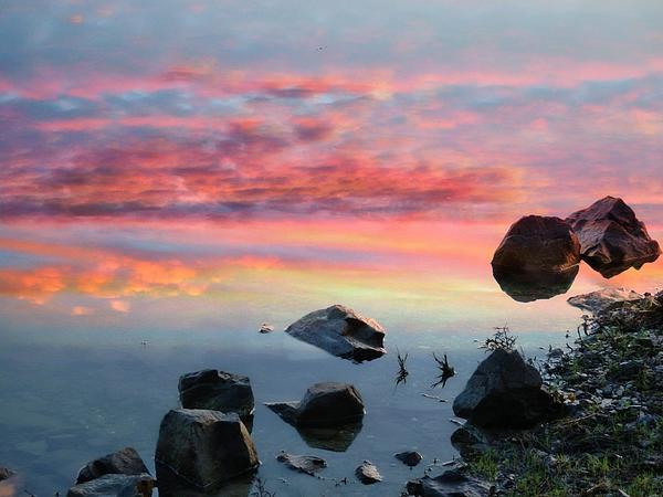 Marcia Lee Jones - Sunset Reflection