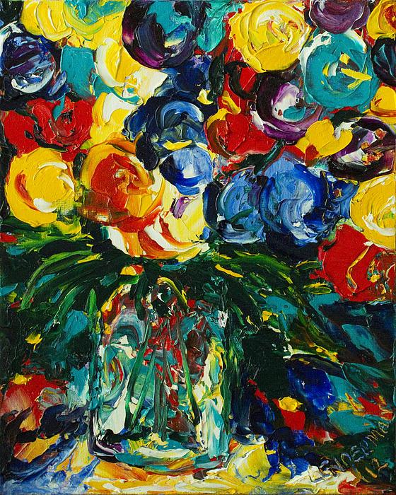 Beth Lenderman - Surprised by Flowers