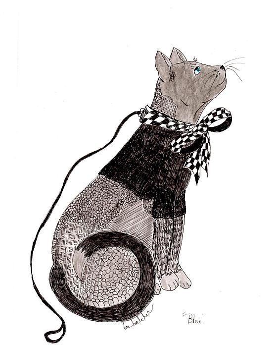Lou Belcher - Sweater Cat Named Blue