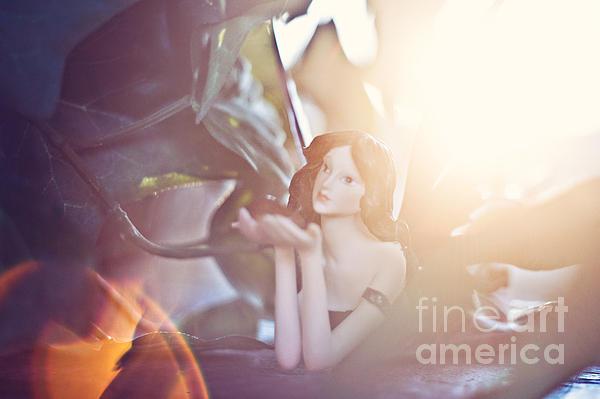 Sweet Sunshine Print by Angelina Cornidez