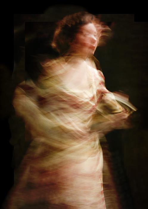 Swirling Print by Margie Hurwich