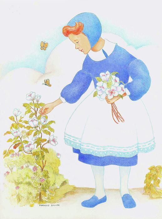 Swiss Miss Print by Frances  Dillon