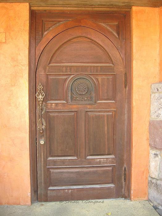 Sonali Gangane - Symbolic Door