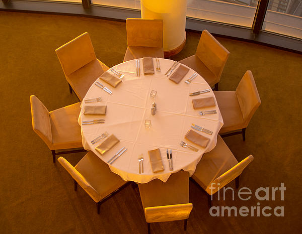 Ann Horn - Table for Eight