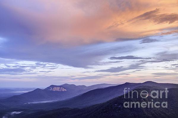 David Waldrop - Table Rock Sunset II