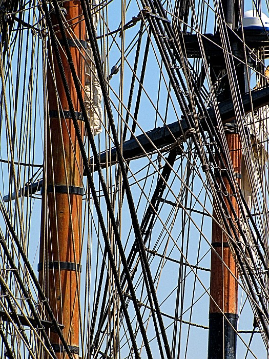 Tall Ship Series 11 Print by Scott Hovind