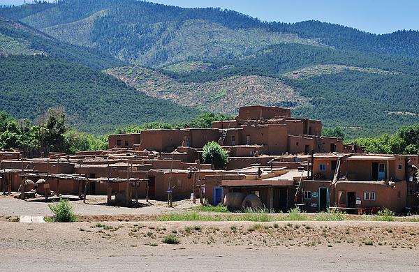 Dany  Lison - Taos Pueblo - 2