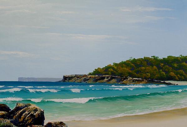 Anne Gardner - Target Beach