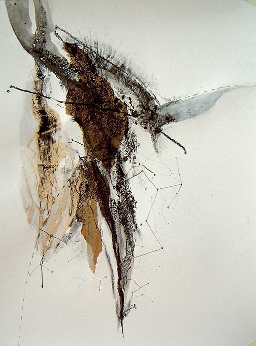Taurus Print by Brenda Ullrich