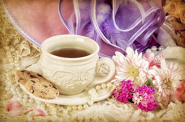 Cheryl Davis - Tea Party