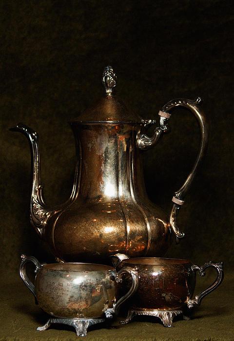 Lenroy Johnson - Teapot