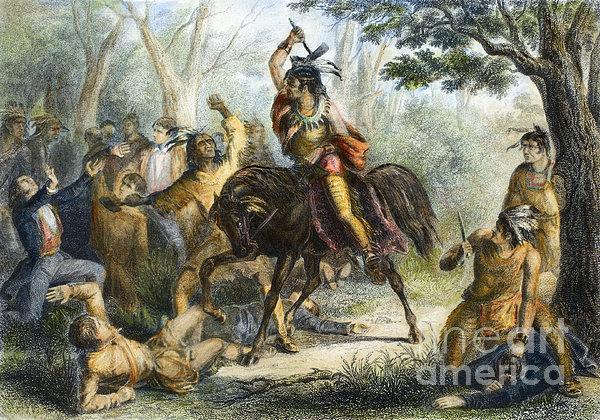 Tecumseh (1768-1813) Print by Granger