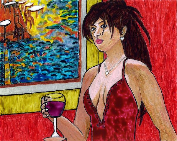 Phil Strang - Teo Toasts Van Gogh