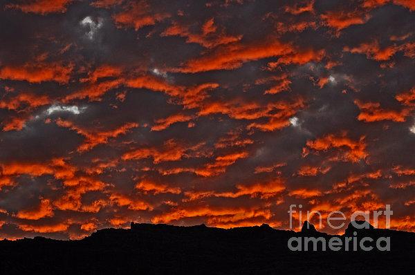 Juls Adams - Thanksgiving Sky