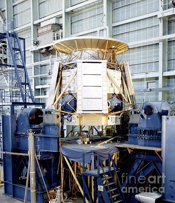 The Apollo Telescope Mount Undergoing Print by Stocktrek Images