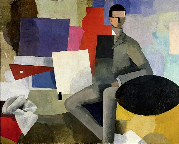 Roger de La Fresnaye  - The Architect