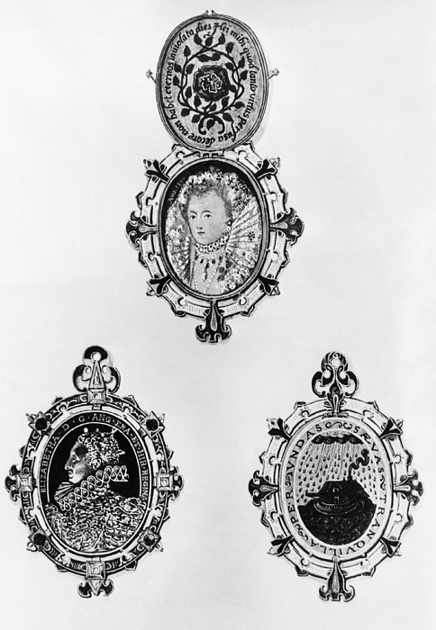 The Armada Jewel, Formerly Of J.p Print by Everett