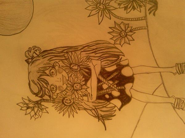 Olivia Slusher - The Beautiful Bloom