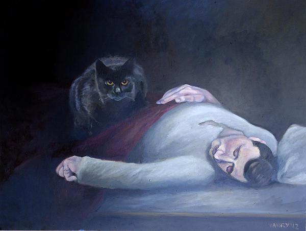 Douglas Manry - The Black Cat