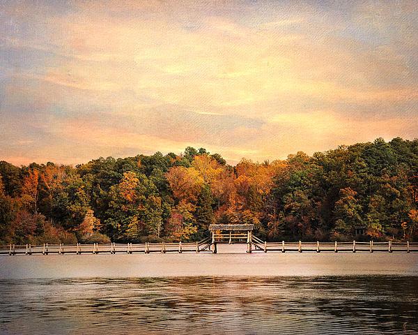 The Bridge Print by Jai Johnson