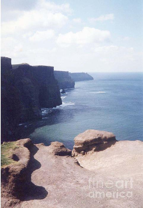Claire Reilly - The Cliffs
