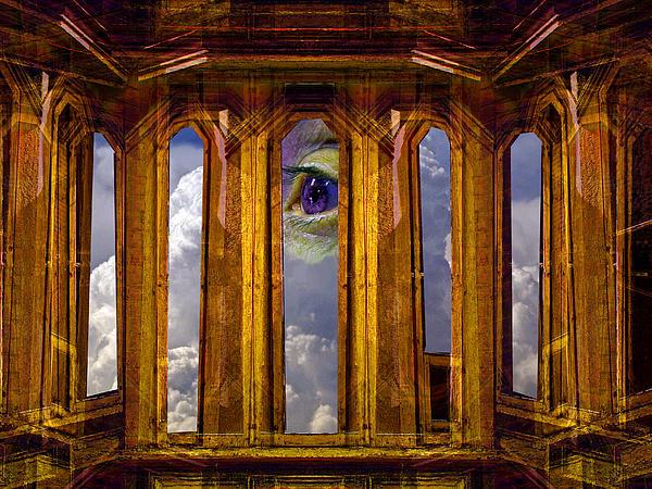 Lynda Lehmann - The Clouds and Eye
