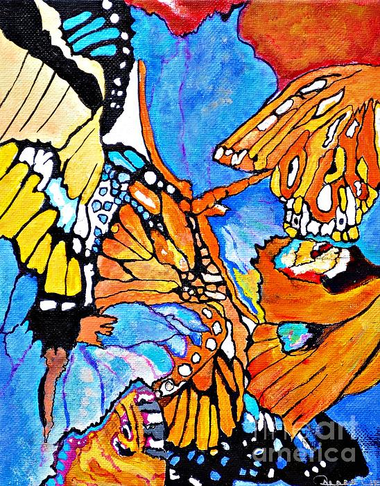 Sandra Lira - The dance of the Butterflies