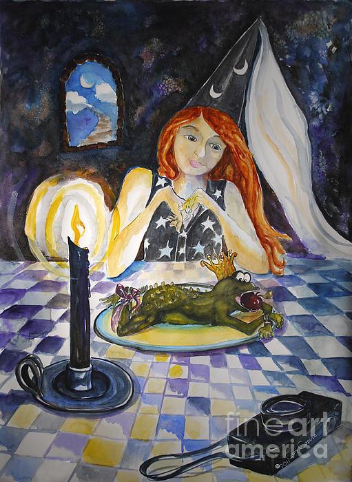 Cori Caputo - The Dark Princess
