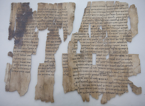 The Dead Sea Scrolls Print by Taylor S. Kennedy