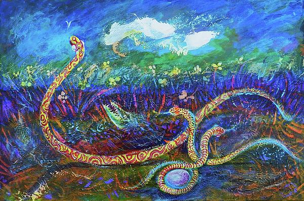 Ion vincent DAnu - The Egg of the Serpent