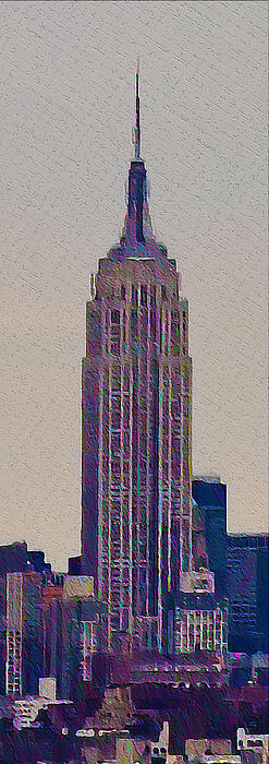 Bill Cannon - The Empire State Building