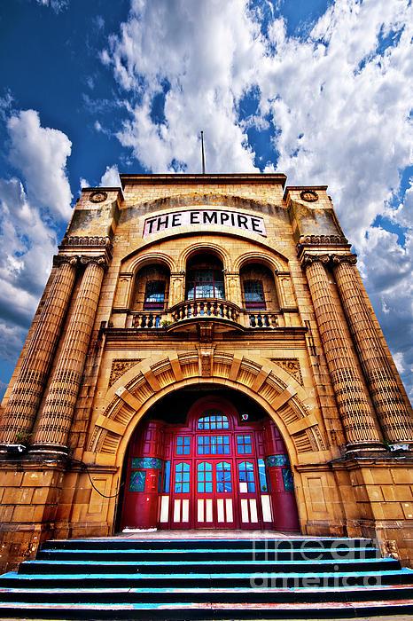 Meirion Matthias - The Empire Theatre