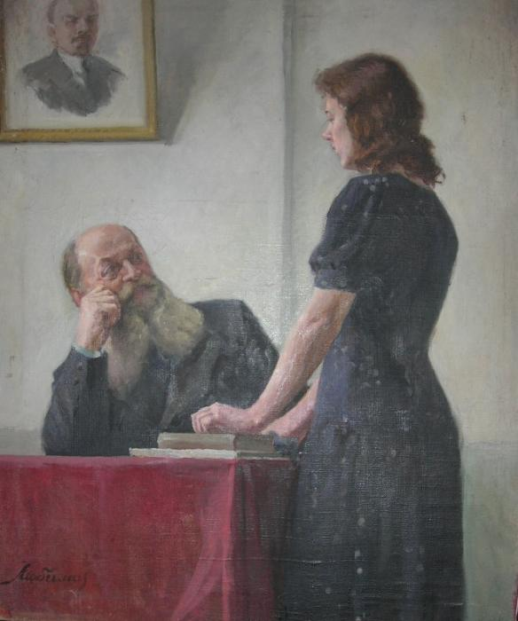 Lubimov - The examination