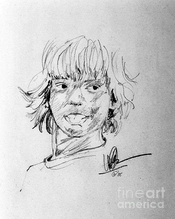 Roy Williams - The Face - Series 5 - Sassy Child