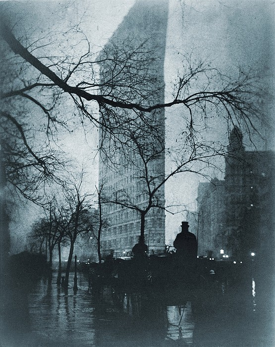 The Flatiron Building, New York City Print by Everett