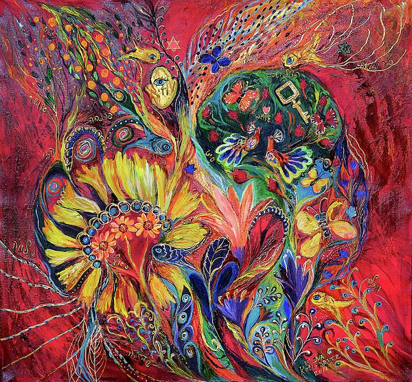 The Flowering Print by Elena Kotliarker