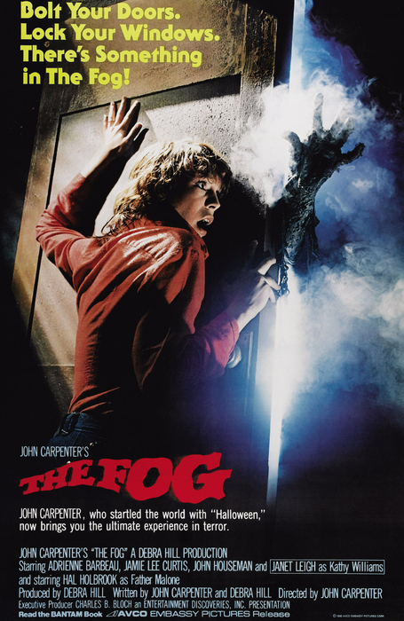 The Fog, Jamie Lee Curtis, 1980 Print by Everett