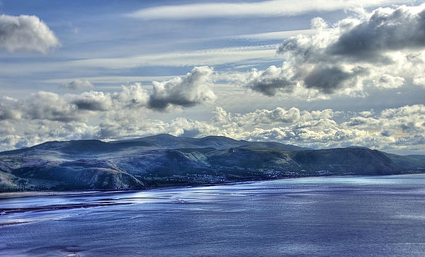 The Great Orme Print by Svetlana Sewell