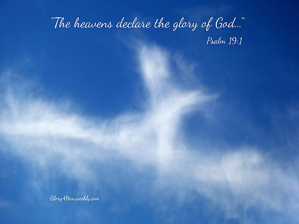 Cindy Wright - The Heavens Declare His Glory