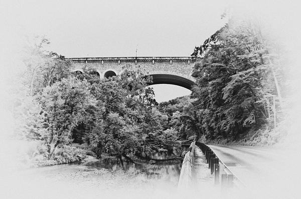 Bill Cannon - The Henry Avenue Bridge from Lincoln Avenue