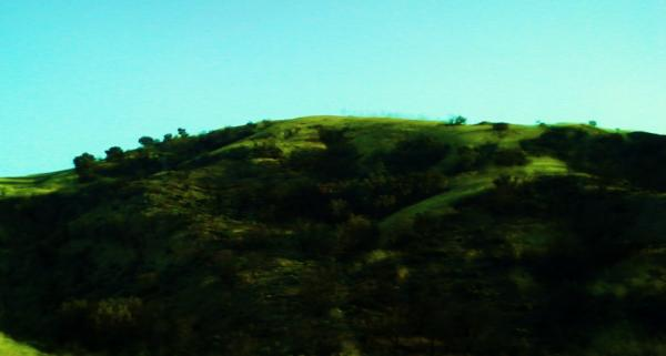 The Hills Photograph  - The Hills Fine Art Print