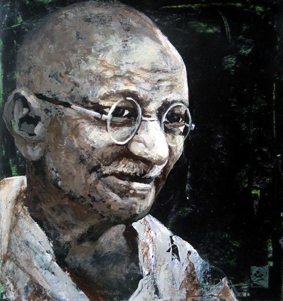 Tarak Mahadi - The human-Mohatma Gandhi